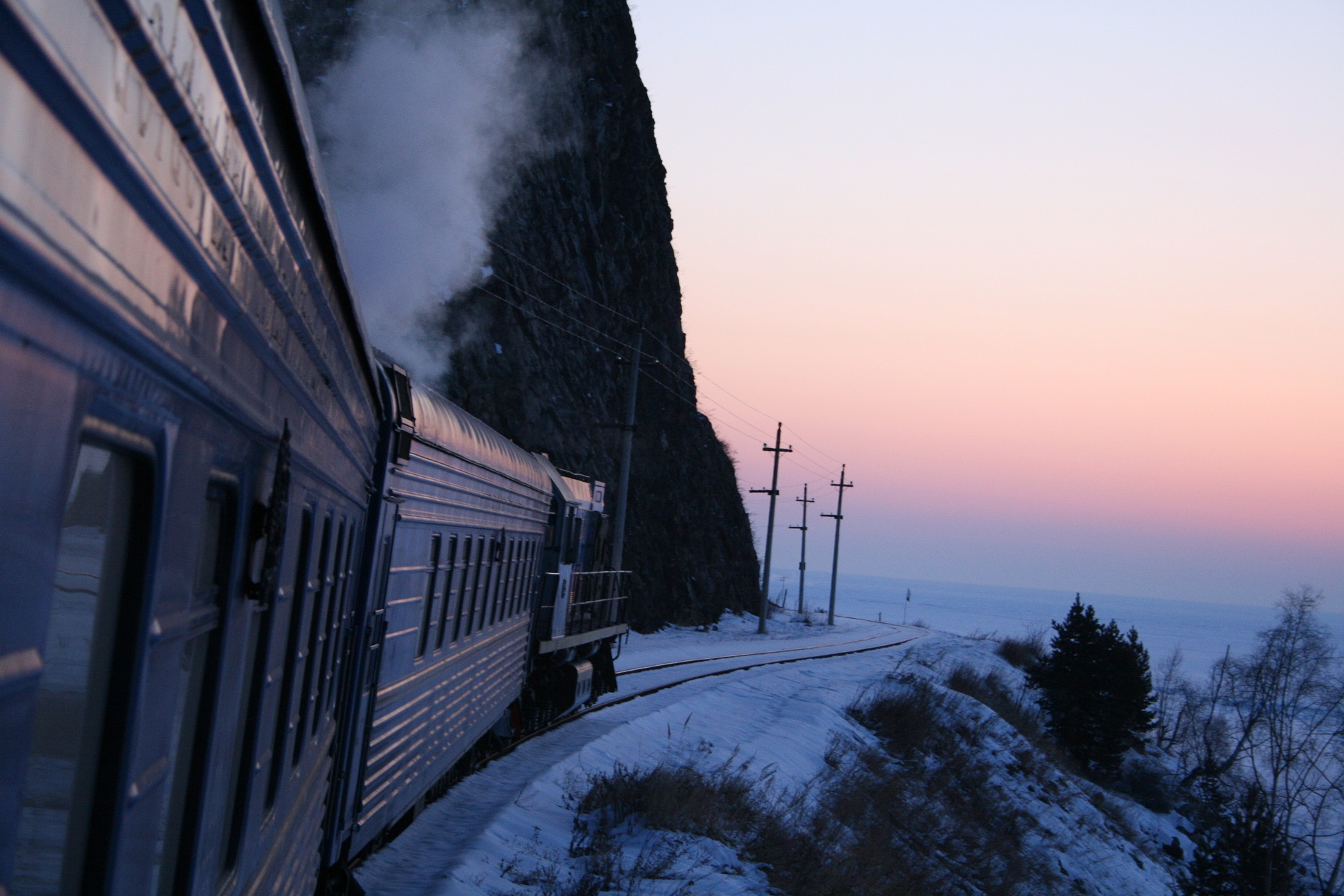 Join the Golden Eagle private train on the Trans-Siberian route